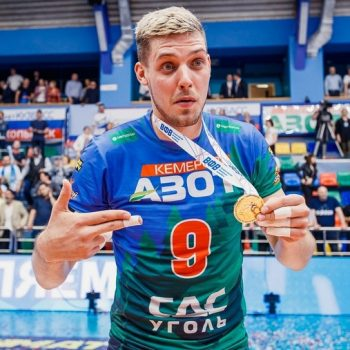 Дмитрий Пашицкий / kuzbass-volley.ru